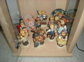 Foto 4 Hummelfigurensammlung Fa. Göbel
