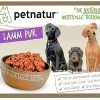 Hunde-BIO-Futter Lamm Pur