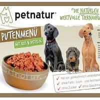 Hunde-BIO-Futter Putenmenue
