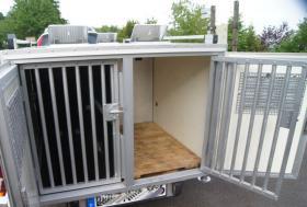 Foto 6 Hundeanhänger Hundesportanhänger Würz Thermo 4 Boxen