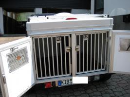 Foto 4 Hundeanhänger von Würz mit 2 Boxen