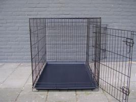 Foto 2 Hundebox Hundezwinger Neu im Box verschiedenen großen Schwarz