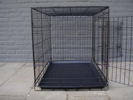 Hundebox Neu im Box Hundezwinger Schwarz