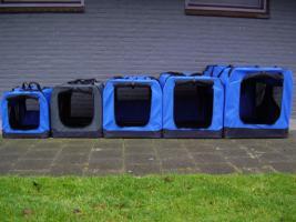 Foto 2 Hundebox Softbox Neu im Box Blau