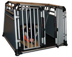 Foto 2 Hundebox, transportbox, zwinger, autobox, dogbox, dog-box