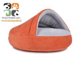 Foto 2 Hundehöhle Luola TrendLine viele Farbvarianten und Größen Hundebett große & kleine Hunde +NEU+