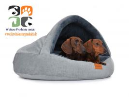 Foto 4 Hundehöhle Luola TrendLine viele Farbvarianten und Größen Hundebett große & kleine Hunde +NEU+