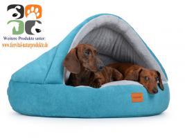Foto 7 Hundehöhle Luola TrendLine viele Farbvarianten und Größen Hundebett große & kleine Hunde +NEU+