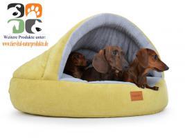 Foto 9 Hundehöhle Luola TrendLine viele Farbvarianten und Größen Hundebett große & kleine Hunde +NEU+