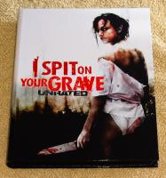 I Spit On Your Grave Blu-Ray Hartbox Cover A