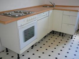 IKEA-Küche: Eckzeile