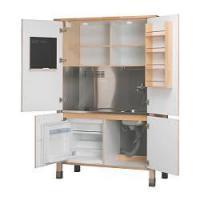 IKEA VÄRDE Single-Küche in Neuenkirchen von privat (Küchenmöbel)