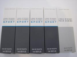 ISSEY MIYAKE   ''L'EAU D'ISSEY ''  POUR HOMME