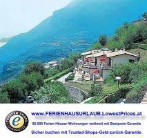 ITALIEN Gardasee Ferienwohnung Woche ab Euro 65 p.P.