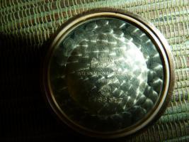 Foto 4 IWC Schaffhausen Herrenarmbanduhr Automatik Gold mit Datum Baujahr 1960