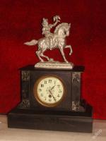 Ich biete eine einzigartige Uhr aus Marmor - France 1900.