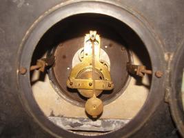 Foto 6 Ich biete eine einzigartige Uhr aus Marmor - France 1900.