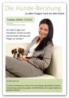 Ihre Hunde-Hilfe & Beratung, TEL: 09001-775555