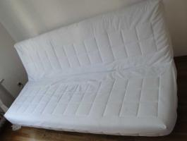 ikea beddinge schlafsofa in m nchen 3 sitzer bettfunktion wei textil. Black Bedroom Furniture Sets. Home Design Ideas