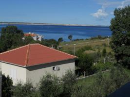 In Rtina Stosici bei der Insel Pag Ferienhaus bis zu 18 Personen Strand 150 m mit Pool