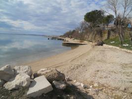 Foto 3 In Rtina Stosici bei der Insel Pag Ferienhaus bis zu 18 Personen Strand 150 m mit Pool