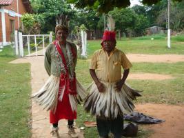 Foto 8 Indianer Hueter der letzten Wildnis in Suedamerika