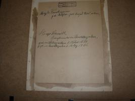 Information zu H.Schmidt Kunstmaler...gest.1931 Berchtesgaden
