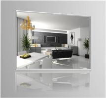 Spiegelheizung mit Alu 10mm