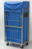 Innen Textil  Haube für Gittercontainer