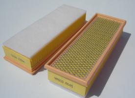 Foto 2 Innenraumfilter, Kraftstofffilter, Ölfilter und Luftfilter