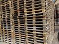 Instandsetzung beschädigter Europaletten zur anschließenden Wiederverwendung
