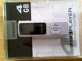 Intenso MP3 Player 4 GB