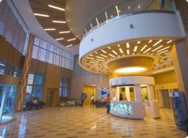 Investor für Medizin Zentrum in Ukraine