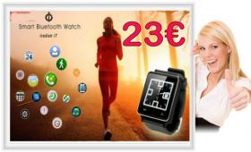 Iradish i7 Bluetooth Smart Watch Phone 23€
