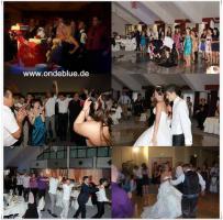 Livemusik Gesangs Musik Disco DJ Hochzeitspiele Animation Und Band