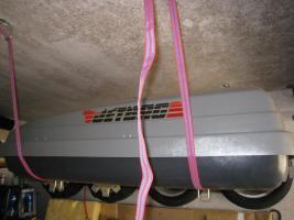 Foto 3 JETBAG/ Thule Grundträger & Dachbox mit Boxlift