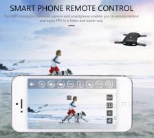JJRC H37 Quadcopter Drone FPV faltbar WiFi PhoneControl € 34 frei Haus
