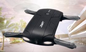 Foto 2 JJRC H37 Quadcopter Drone FPV faltbar WiFi PhoneControl € 34 frei Haus