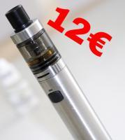 JUSTFOG FOG1 Kit Vape Pen 12€ CBD Liquid E-CIG