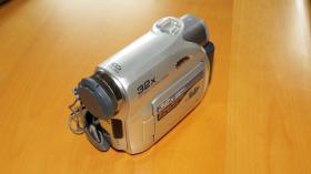 JVC Digital Video Camera Model: GR-D 345 E