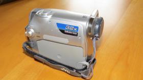 Foto 3 JVC Digital Video Camera Model: GR-D 345 E