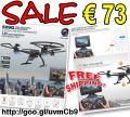 JXD 509G RC Drone Quadcopter FPV 2.0MP HD Cam nur € 73