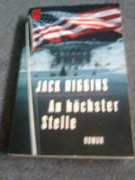 Jack Higgins An höchster Stelle