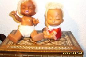 Foto 2 Japanische Puppen