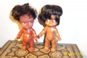 Foto 5 Japanische Puppen