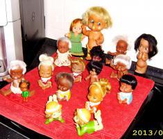 Foto 3 Japanische Puppen