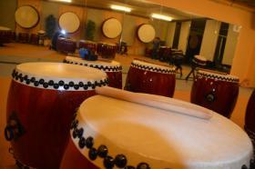 Foto 3 Japanisches Trommeln für Kinder und Jugendliche