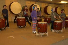 Foto 4 Japanisches Trommeln für Kinder und Jugendliche