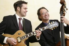 Jazzband 'Melody Lions' aus Berlin - Classic & Cooljazz Duo/Trio/Quartett für Events