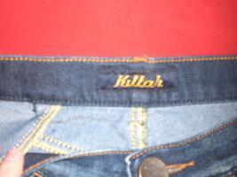 Foto 4 Jeanshose, dunkelblau, Killah, Größe 28